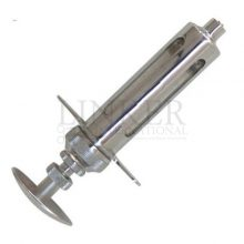 Champion type syringe.